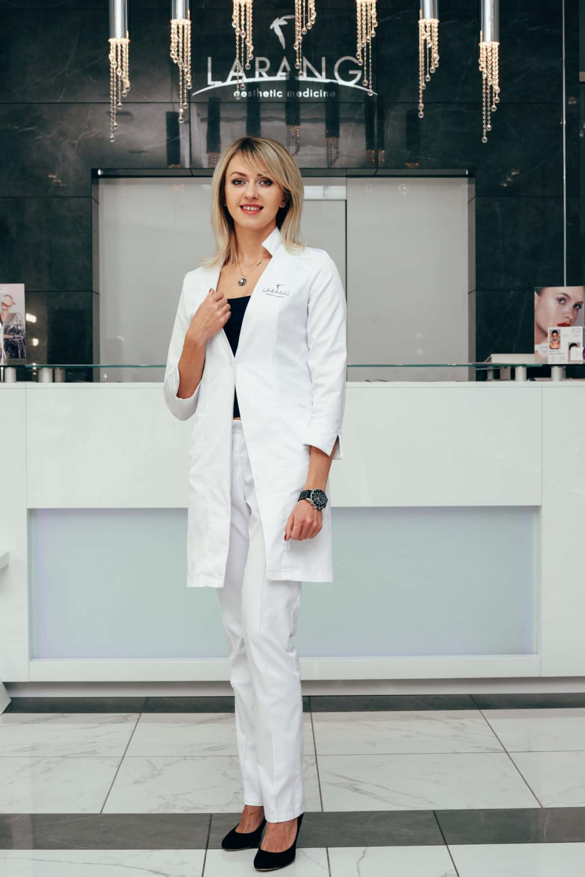 Косметолог-эстетист, специалист по лазерной дерматологии